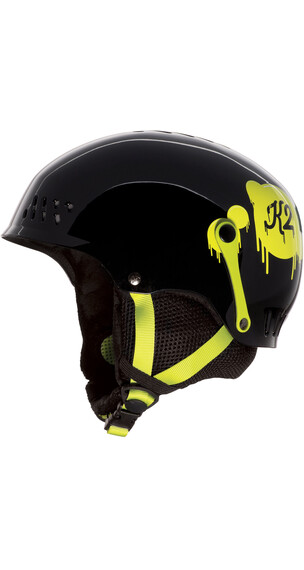 K2 Junior Entity Helmet matte black